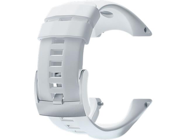 Suunto Ambit3 Sport Fibbia in silicone, bianco